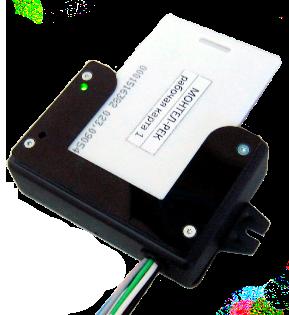 RFID-считыватель для идентификации водителей